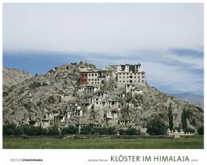 Monasteries in the Himalayas