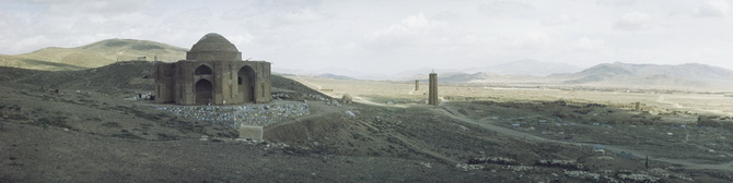 The Minaretts of Ghazni, April 2011