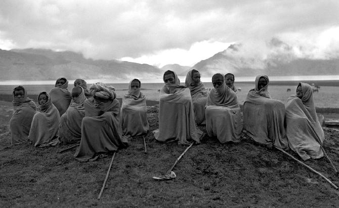 Shepherds in the Highlands of Ethiopia (1972)