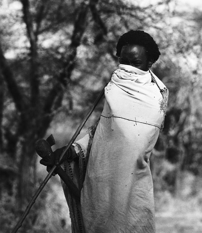 A Shepherd in South Ethiopia (1972)