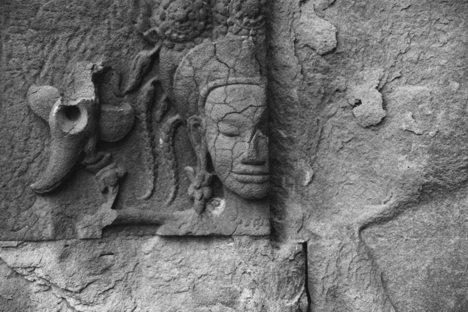 Angkor Vat, First Enclosure (1996)