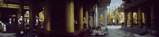 Shwedagon Pagoda, Rangoon (2005)
