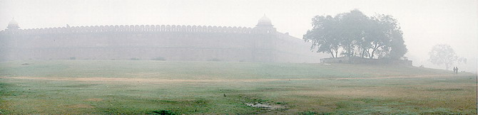 Red Fort, Old Delhi (1989)