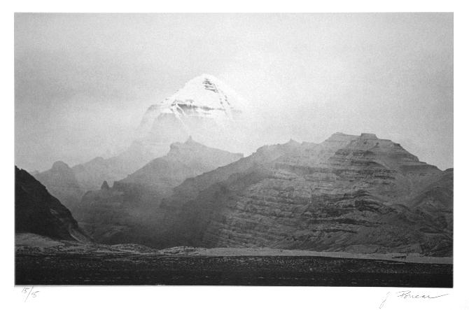 Mt. Kailash, edition sold out