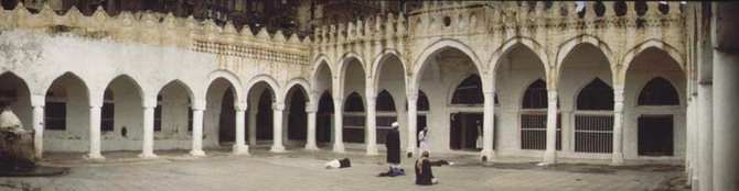 In the Mosque in Jibbla (1998)